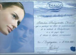 Thalgo zabiegi na twarz Bydgoszcz Salon Kosmetyczny Monika Sulecka Calm Kosmetyka